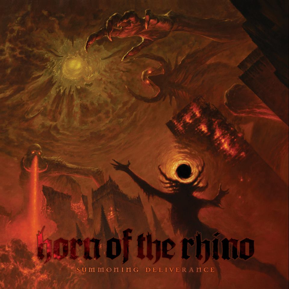 Horn of the Rhino - Summoning Deliverance