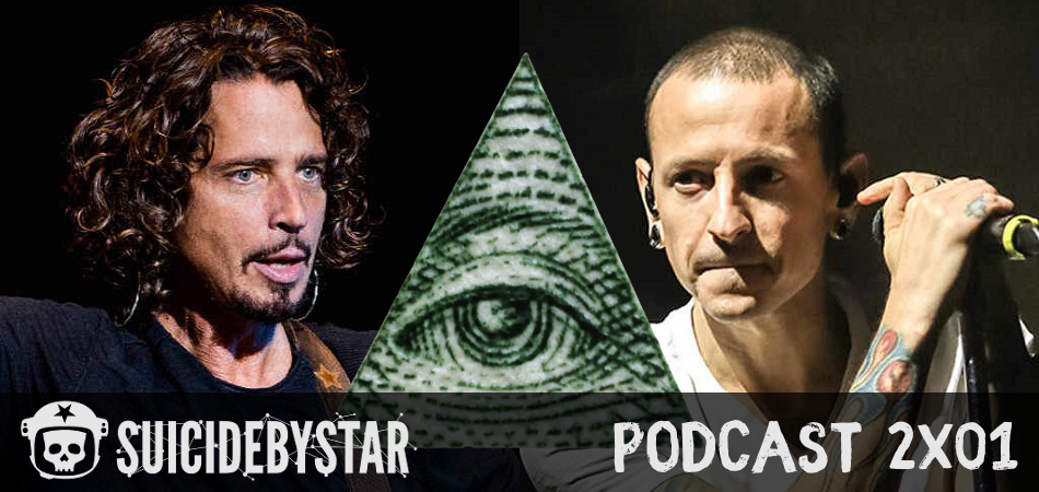 2x01 Podcast: Conspiraciones, Brand New, Decapitated, Foo Fighters, Marilyn Manson